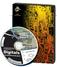 Digitals – землеустройство, геодезия и картография в едином программном продукте